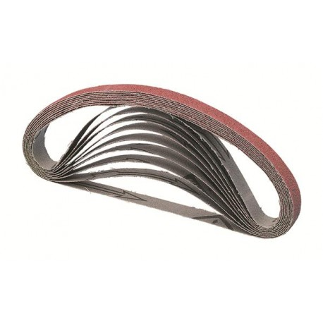 10 Bandes abrasives 800x50 mm